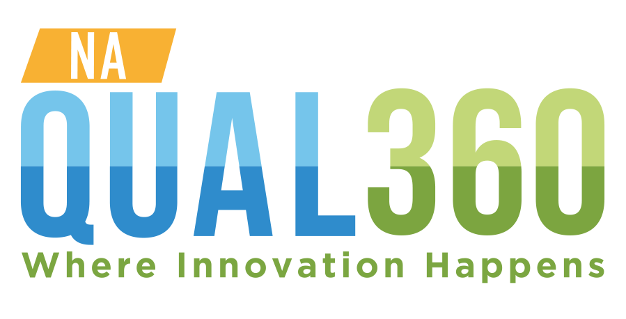 Logo QUAL360 North America – The Leading Qualitative Market Research Conference